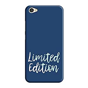 Cover It Up - Limited Edition Blue Redmi Y1 Lite Hard Case