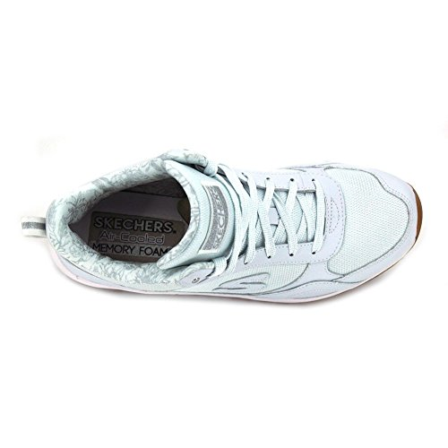 Skechers OG95-High Stepper 618/WHT Damen Schnürstiefelette Kaltfutter White