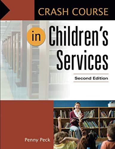Crash Course in Children's Services
