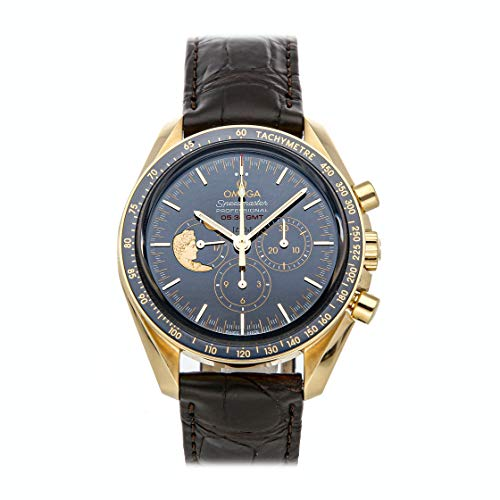 Omega Speedmaster Manual Wind Blue Dial Watch 311.63.42.30.03.001 (Pre-Owned)