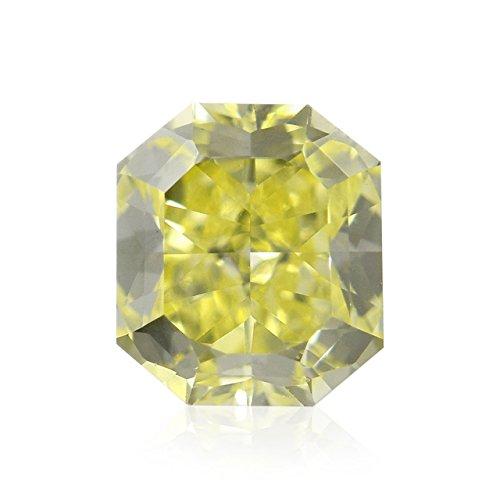0.41 Ct Radiant Diamond - 1