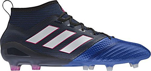 Ftwwht Cblack para fútbol Primeknit los de Hombre de Entrenamiento Adidas 000 Zapatos para Blue 1 17 Ace wxq6PZ