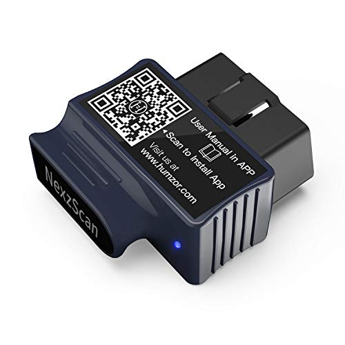 VXDAS OBD2 Scanner Bluetooth Enhanced Car Code Reader Auto Professional Diagnostic OBDII Scan Tool for Android/iPhone/ipad