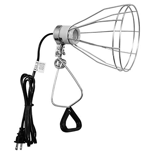 wire cage clamp lamp - 3