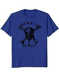 Pirates of the Caribbean Skull Tales T-shirt