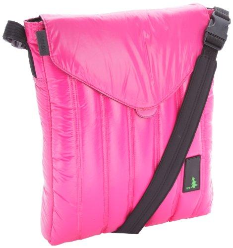 Mueslii RC3 - Bolso de hombro de material sintético unisex rosa - Rosa (Persian Rose)