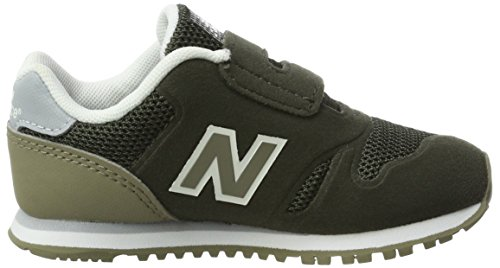 373 Green New Mixte Velcro Olive Balance Army Vert Enfant Formateurs TqUgfzq