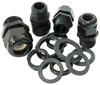 KB Electronics 9526 - KBAC-DA Liquid Tight Fittings