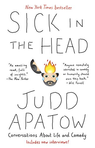 Sick in the Head: Conversations About Life and Comedy cover