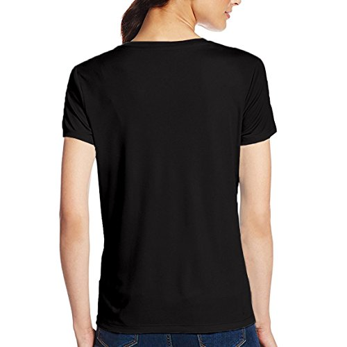 Pooplu Womens Indian Army Cotton Printed V Neck Half Sleeves Multicolour t-Shirt. Independence Day, India