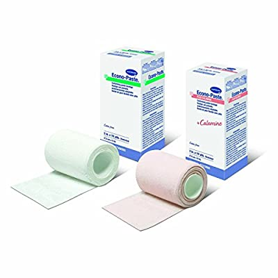 Conco Econo-Paste Plus Calamine Zinc-Oxide Paste Bandage 4 Inch x 10 Yard