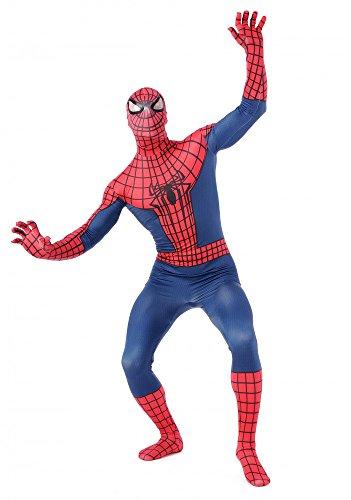 Herren Ganzkörperanzug Spider-Man
