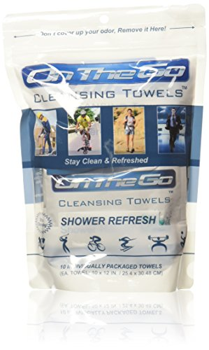 Go Towels Shower Refresh Large product image