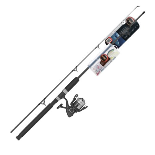 Ready 2 Fish Striper Spin Combo with Kit Spin Jig Rod Blanks