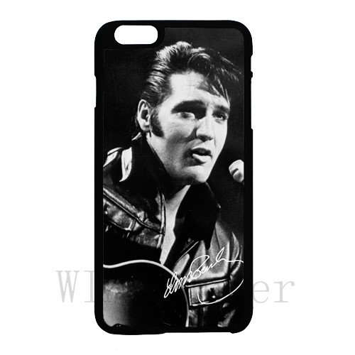 [Elvis Presley signed HD image phone cases for iPhone 6 plus(tpu soft case)] (Hillbilly Kids Costume)