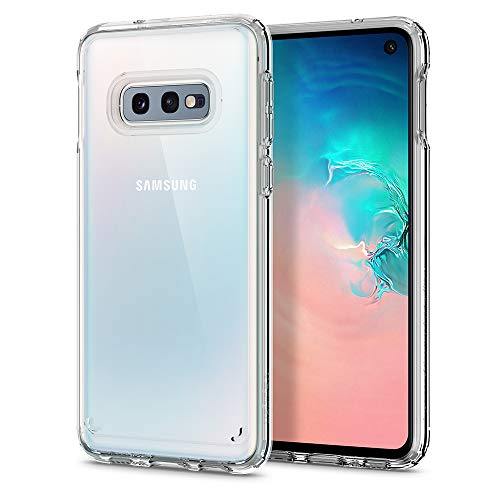 Spigen Ultra Hybrid Designed for Samsung Galaxy S10e Case (2019) - Crystal Clear