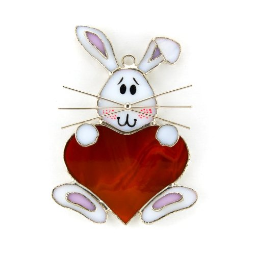 Switchables Glass Cover: Loveable Bunny For Sale