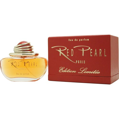 Red For Women Perfume (Red Pearl by Paris Bleu Eau De Parfum Spray for Women, 3.40 Ounce)
