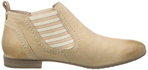 ... Marco Tozzi Premio 25340 Damen Chelsea Boots Pink (ROSE ANTIC 517)