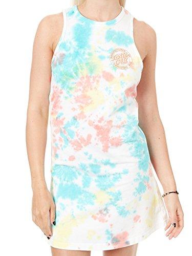Size media Dot Turchese Corallo Multicolore M Vestire 40 Mfg Cruz Santa xqtwnYvqS