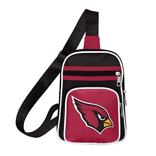 Womens Cardinal Red Cross - NFL Arizona Cardinals Mini Cross Sling Bag