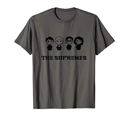 (The US Supreme Court RBG Feminist T Shirt Gift for Women Men)