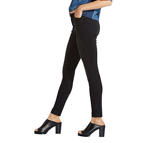 Wrangler Femme Black Jeans Noir 86R Nighttime RFqBRwa