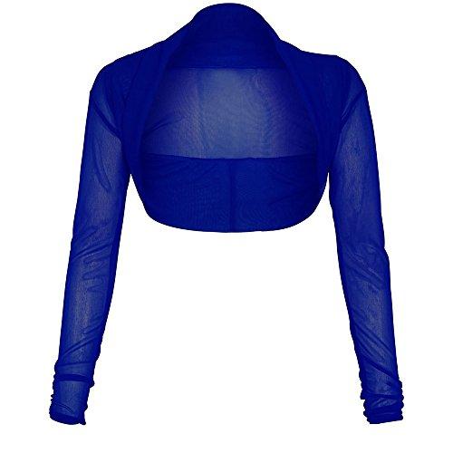 Freedom - Camiseta de manga larga - para mujer Azul