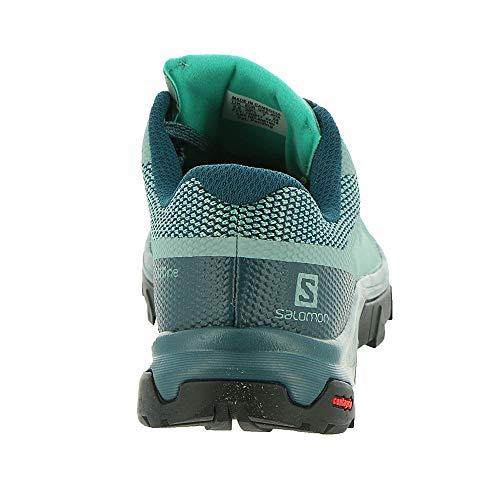 Femme Chaussures Chaussures Azul Azul Salomon Salomon Outline Femme Outline YqBCSU