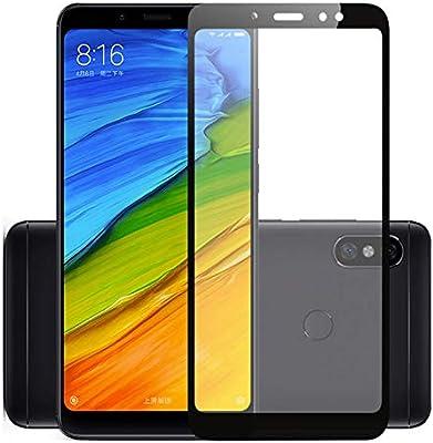 LOUQBH 2 Piezas de Vidrio Templado para Xiaomi Mi 6X 6 8 8se 5X 5C ...