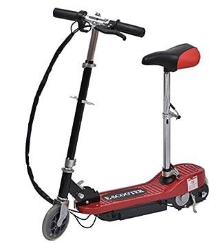 Dobo® - Patinete Scooter eléctrico de 120 W, con acelerador ...