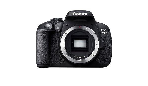 CANON EOS 700D + 18-55 IS + SIGMA 70-300 DG MACRO: Amazon.es ...