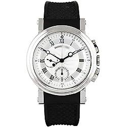 Breguet Marine Swiss-Automatic Male Watch 5827BB/12/5ZU (Certified Pre-Owned)