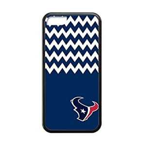 Blue and White Chevron Houston Texans logo For SamSung Galaxy S3 Case Cover Shell