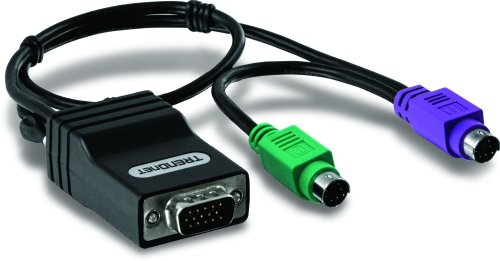 TRENDnet CAT5 PS/2 Server Interface Module (TK-CAT5P)