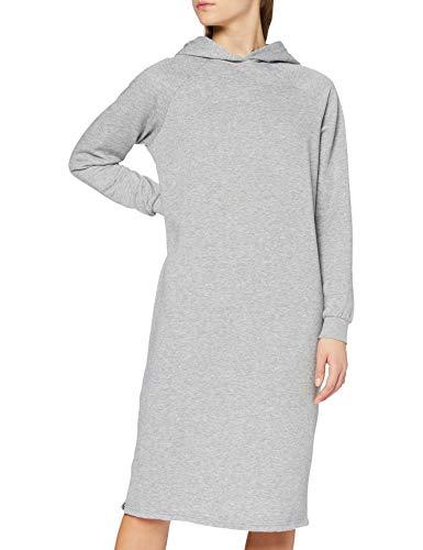 NOISY MAY NMHELENE L/S SWEAT DRESS BG NOOS dames Casual jurk
