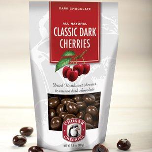 Chukar Cherries Classic Dark Cherries (Cherries Chocolate Dark)