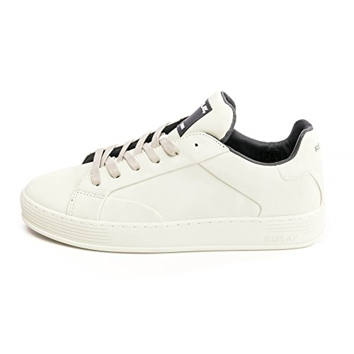 Replay Mens Chaussures de Sport gmz97.003.c0001s Off Wht vfbaN5Mu7i