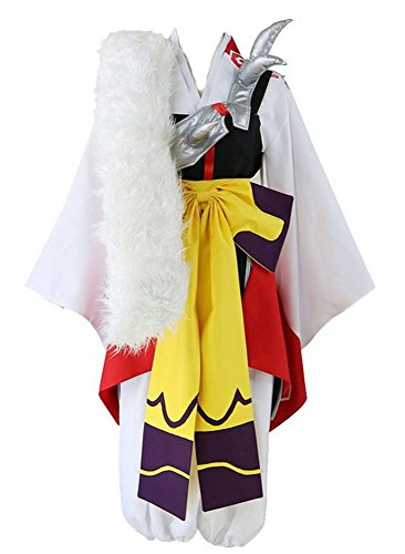 [Made in Japan] Inuyasha Sesshomaru Cosplay Kostuem Damen