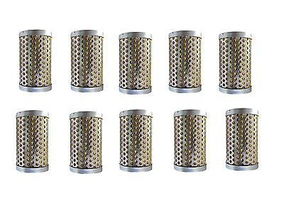 10 PCS ROYAL ENFIELD NEW MODELS OIL FILTER ELEMENT for sale  Delivered anywhere in USA