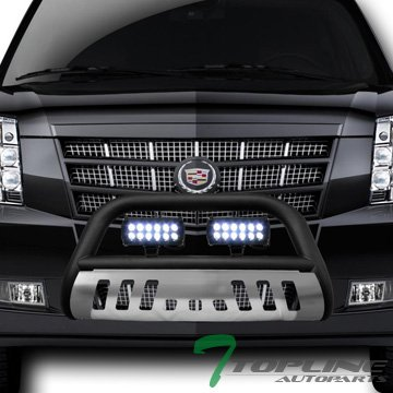 07 chevy tahoe grill guard - 6