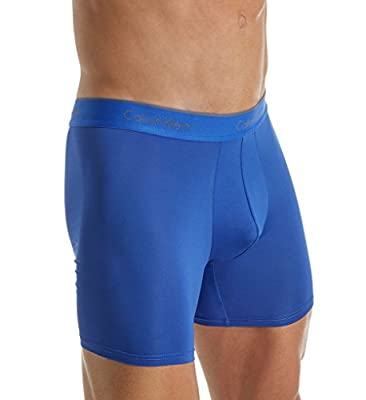 Calvin Klein Men's 3-Pack Microfiber Stretch Boxer Brief