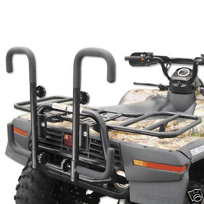 New ATV Totem Rack Carrier Gun Case, Bow Case, Tree Stand Carrier by Honda