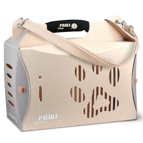 Wacky Paws ECO Pet Carrier, V2, Small, (Eco Carrier)