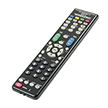 CHUNGHOP Black E-S915 LCD Television Remote Control For Sharp Use LCD LED Functions
