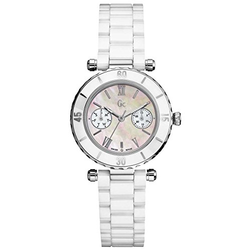 Gc Guess Collection Diver Chic Women's watch With Ceramic Elements