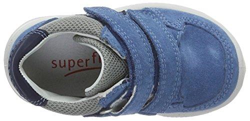 Superfit Baby Jungen Mel Lauflernschuhe Blau (DENIM KOMBI 94)
