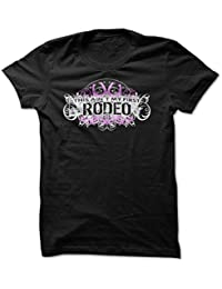 Womens This Aint My First Rodeo T-Shirt