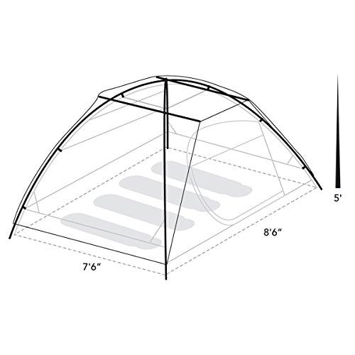 Eureka Tetragon HD 4 Tent