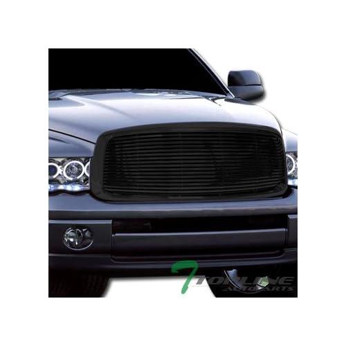 Bumper Trim For 2006-2008 Dodge Ram 1500 2006-2009 Ram 2500 Center molding Front